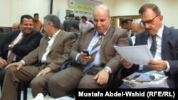كربلاء حفل افتتاح مركز استشاري خاص بالاستثمار