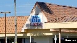 Ночной клуб в Форт-Майерсе, где произошла стрельба, 25 июля 2016 года, Флорида, США.