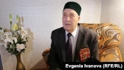 Хаким Биктеев, офицер, служивший в военной комендатуре Калининграда.