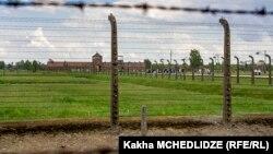 Լեհաստան - Աուշվիցի (Օսվենցիմ) համակենտրոնացման ճամբարը, որը Երկրորդ աշխարհամարտից հետո հուշահամալիրի է վերածվել, արխիվ