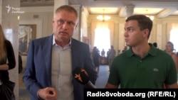 Олексій Білий, депутат від «Опозиційного блоку»