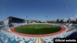"Stadiumi i Prishtinës ""Fadil Vokrri""."