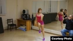 Школа танцев «Зумбы», которую открыла Екатерина Онохова.