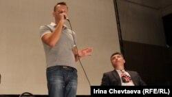 Архівне фото Олексія Навального та Бориса Нємцова