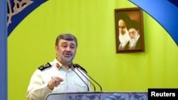 حسین اشتری، فرمانده نیروی انتظامی جمهوری اسلامی