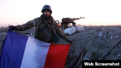 Гійом Кувельє на Донбасі