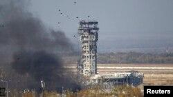 Командир обороны аэропорта: боевики рассчитывали, что сдадим аэропорт без боя
