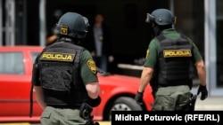 Policijska akcija SIPA-e, arhivska snimka iz 2015.