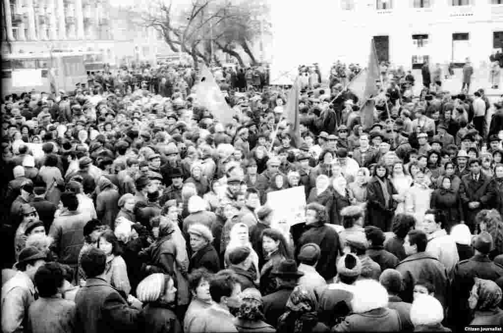 Хәтер көне. Октябрь 1991 ел - Нурулла Гариф фотосы