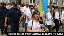 У Перемишлі відбулась традиційна хода до українського військового цвинтаря, 23 червня 2019 року