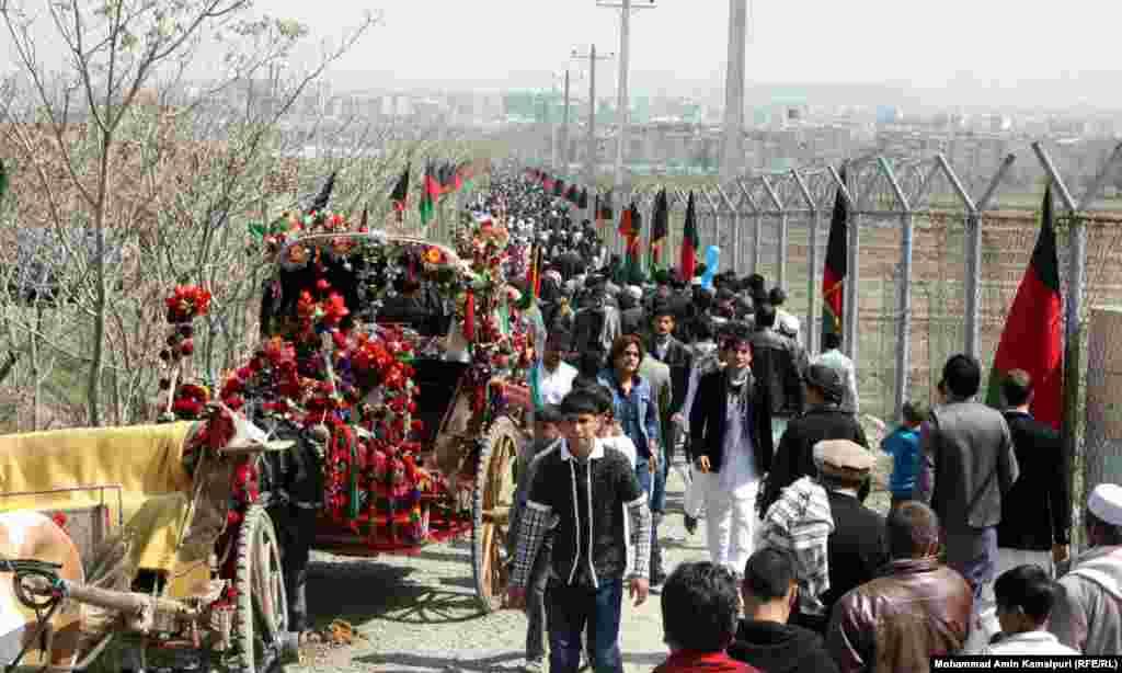 Бадамбағ, Ауғанстан