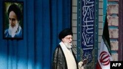 Ајатолахот Али Хаменеи.