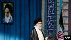 Врховниот ирански верски лидер Ајатолах Али Хаменеи