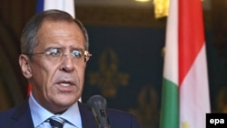 Foreign Minister Sergei Lavrov said the situation in Georgia's separatist regions and Nagorno-Karabakh cannot be compared.