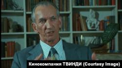 Ян Карский, кадр из фильма ШОА