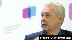 Сергей Собянин на V Общероссийском гражданском форуме