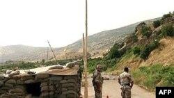 موقع لقوات كردية