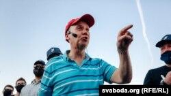 Валерій Цепкало перебуває у Києві, заявив його прессекретар