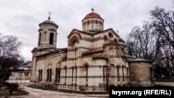 Церковь Иоанна Предтечи – православный храм в центре Керчи, старейший на территории Крыма. Памятник византийского зодчества VI века