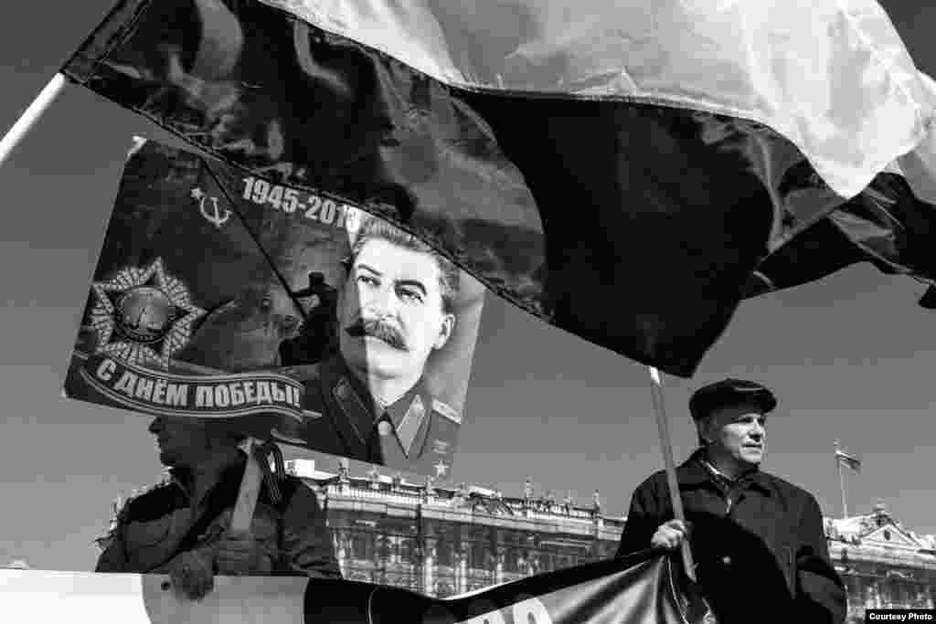 День Победы. Петербург. 2013 год.
