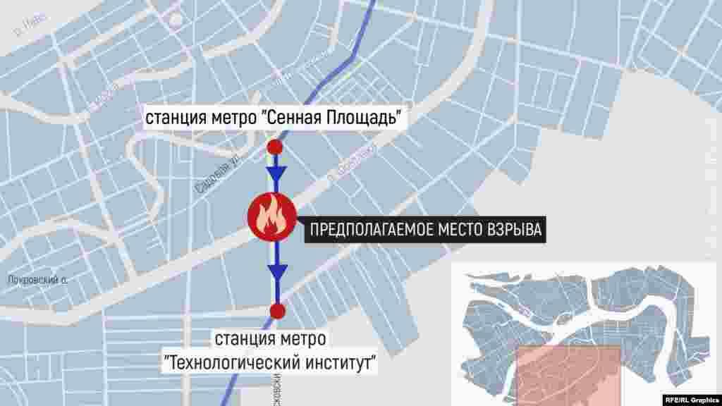 Все станции санкт-петербургского метро закрыты