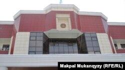 Идораи додситонии шаҳри Алмаато