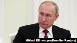 آرشیف، ولادیمیر پوتین رئیس جمهور روسیه