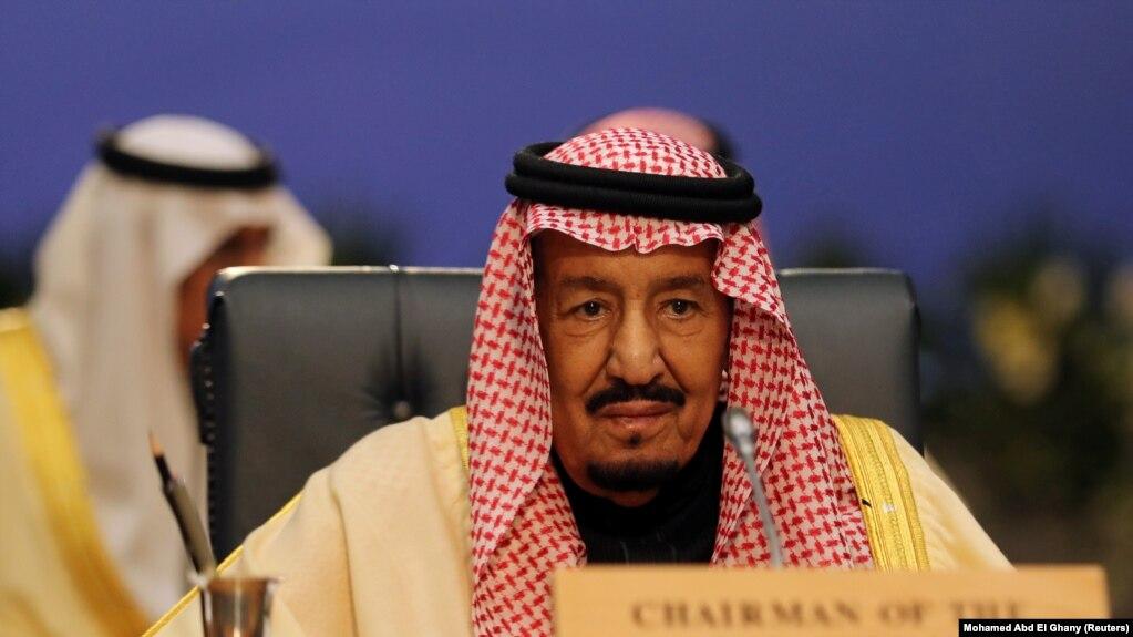 سلمان بن عبدالعزیز، پادشاه عربستان