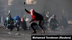 Ciocniri violente între protestatari palestinieni și poliția israeliană, după ce SUA a recunoscut Ierusalimul drept capitală a Israelului.