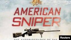"""Faqja e parë e librit """"Snajperisti Amerikan"""", autori i të cilit është snajperisti i vrarë Chris Kyle"""