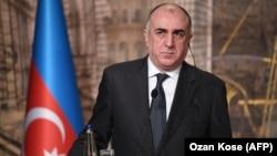 Министр иностранных дел Азербайджана Эльмар Мамедъяров (архив)