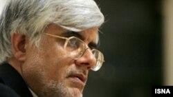 محمدرضا عارف، نامزد مستقل اصلاحطلبان در انتخابات ریاستجمهوری.