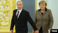 Russian President Vladimir Putin's meeting with German Chancellor Angela Merkel in Moscow on November 16 ended a prolonged withdrawal from public life that has led to lots of speculation about his health.