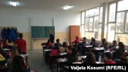 Shkollë në Prishtinë - Foto nga arkivi