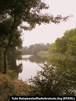 Заповідні ліси під Дніпропетровськом