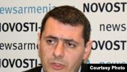Директор Института Кавказа Сергей Минасян