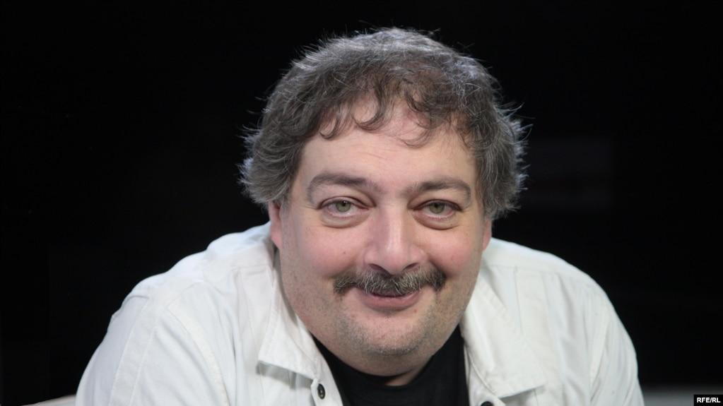 Дмитрий Быков, писатель, поэт, журналист, литературный критик