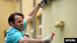 Rasim Ljajić na Dan volontera - fotografija iz arhive