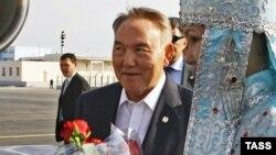 Қазақстан президенті Нұрсұлтан Назарбаев. (Көрнекі сурет)
