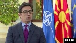 Македонскиот претседател Стево Пендаровски