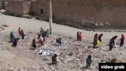 کودکان در افغانستان