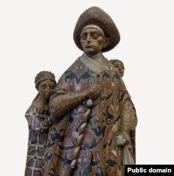 Дзьмітры Стэлецкі. Знатная баярыня. 1910