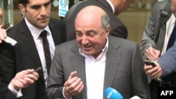 Boris Berezovsky in 2012