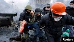 20 лютого, Майдан