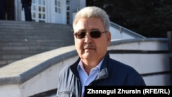 Адвокат Нурлан Султанов. Актобе, 28 октября 2019 года.