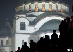 Hram sv. Save u Beogradu
