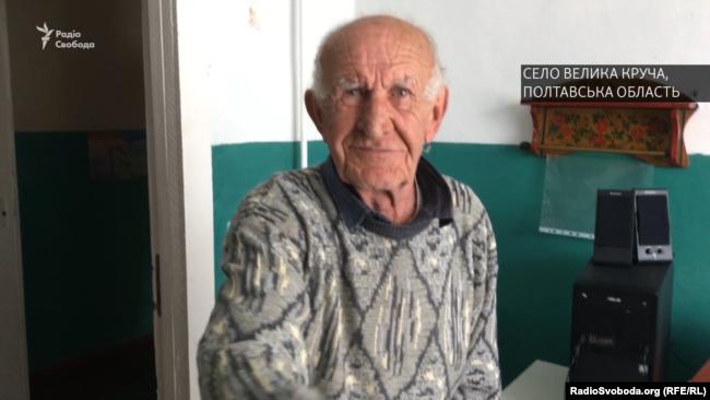 Завідувач сільської амбулаторії Валерій Ірінін