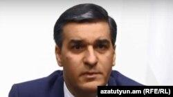 Омбудсмен Армении Арман Татоян