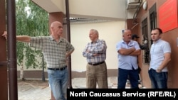 На заседание по делу черкесского активиста пришли родственники, друзья и коллеги