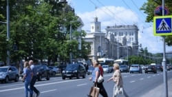 Războiul nervilor la Chișinău